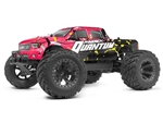 Maverick 1/10 Quantum MT RTR 4WD Monster Truck - Pink / Yellow