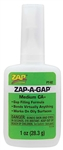 Pacer Technology Green Zap-A-Gap CA+ Glue 1oz (Medium)