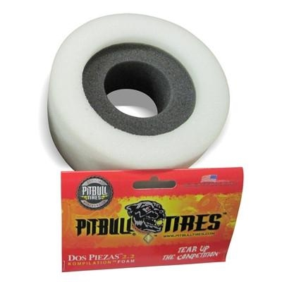 Pit Bull Tires Foams Dos Piezas 2.2 Kompilation Dual Duro PBTPB9001FM 2