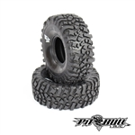 "Pit Bull RC 2.2"" Rock Beast II Scale R/C Tires Alien Kompound (2)"