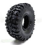 Pit Bull 2.2 Rock Beast II Scale R/C Tires Komp Kompound (2)