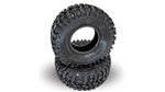 "Pit Bull RC 1.9"" Rock Beast Scale R/C Tires Komp Kompound with 2-Stage Foam (2)"