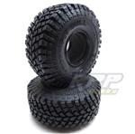 "Pit Bull RC 1.9"" Growler AT/Extra Scale R/C Tires Komp Kompound with 2-Stage Foam (2)"