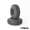 "Pit Bull RC 1.9"" Temco Military NDT Scale R/C Tires Alien Kompound with Foam (2)"