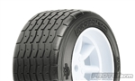 PROTOform VTA Rear Tires White 31mm Mounted VTA Class (2)