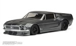 PROTOform 1968 Ford Mustang Clear Body VTA Class