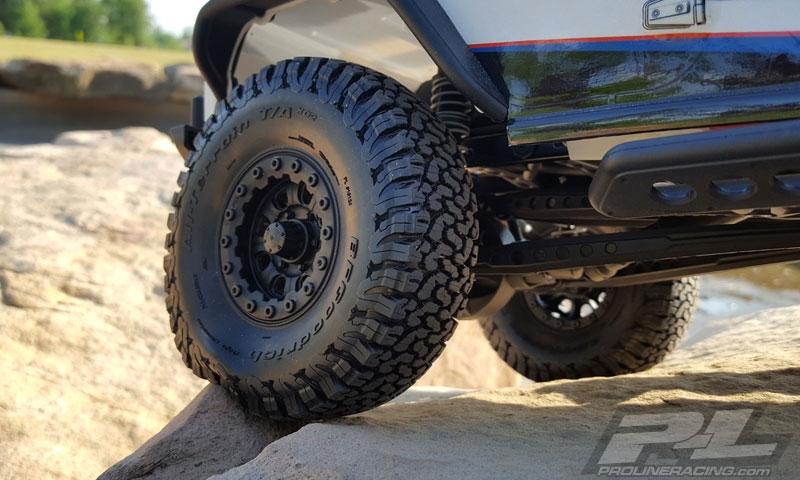 All Terrain Truck Tires >> Pro Line Bfgoodrich All Terrain Ko2 1 9 G8 Rock Terrain Truck Tires 2