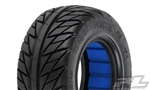 "Pro-Line Street Fighter SC 2.2""/3.0"" M2 (Medium) Tires (2) for SC Trucks Front or Rear"