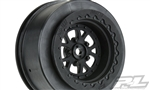 "Pro-Line Pomona Drag Spec 2.2""/3.0"" Black Wheels (2)"