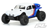Pro-Line Volkswagen Baja Bug Clear Body for Slash 2wd / 4x4 SC