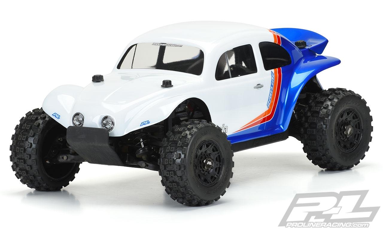 Pro Line Volkswagen Baja Bug Clear Body Traxxas Slash