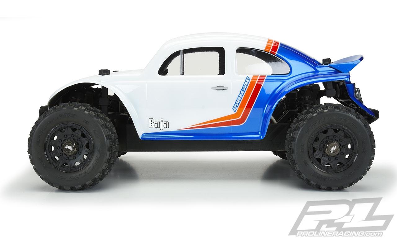 Pro-Line Volkswagen Baja Bug Clear Body Traxxas slash  Clear Body PRO323862