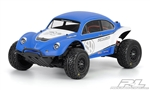 Pro-Line Volkswagen Full Fender Baja Bug Clear Body for Slash and Slash 4x4