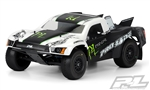 Pro-Line Flo Tek Short Course Clear Race Body