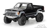 "Pro-Line JEEP Comanche Full Bed Clear Body for 12.3"" Wheelbase"