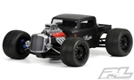 Pro-Line Rat Rod Clear Body for REVO 3.3, SUMMIT & E-REVO (with trimming)