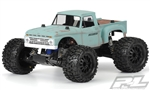 Pro-Line 1966 Ford F-100 Clear Body for Stampede