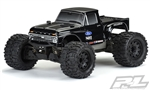 Pro-Line 1966 Ford F-100 Tough-Color Black Body for Stampede