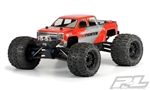 Pro-Line 2014 Chevy Silverado Clear Body for Revo, Summit, T-Maxx, Scaler