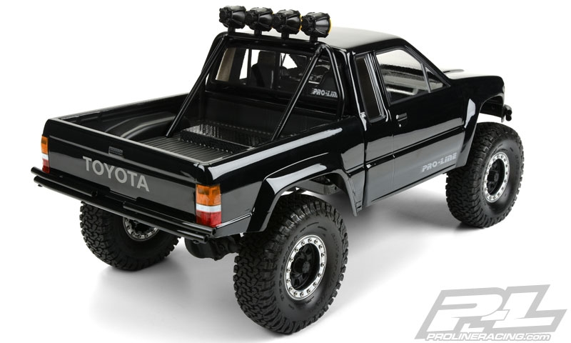 Rc Crawler Truck Bed