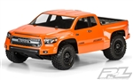 Pro-Line Toyota Tundra TRD Pro True Scale Clear Body Short Course