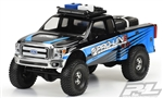 Pro-Line Utility Bed Clear Body Honcho Style Crawler