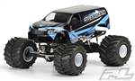 "Pro-Line Guardian Clear Body for Monster Truck & 12"" WB Crawlers"