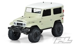 "Pro-Line 1965 Toyota Land Cruiser FJ40 Clear Body for TRX-4 12.8"" WB"