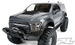 "Pro-Line 2017 Ford F-150 Raptor Clear Body for TRX-4 12.8"" Wheelbase"