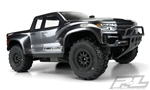 Pro-Line 2019 Chevy Silverado Z71 Trail Boss True Scale Clear Short Course Body