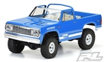 "Pro-Line 1977 Dodge Ramcharger Clear Body for 12.3"" (313mm) Wheelbase"