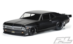 Pro-Line 1969 Chevrolet Nova Clear Body for Slash 2WD