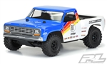 Pro-Line 1984 Dodge Ram 1500 Race Truck Clear Short Course Body