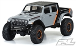 "Pro-Line 2020 Jeep Gladiator Clear Body for 12.3"" (313mm) Wheelbase"