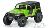 "Pro-Line Jeep Wrangler JL Unlimited Rubicon Clear Body for 12.3"" (313mm) Wheelbase"