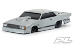 Pro-Line 1978 Chevrolet Malibu Tough-Color (Stone Gray) Drag Body