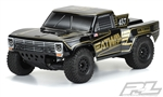 Pro-Line 1967 Ford F-100 Heatwave Edition Tough-Color Black Short Course Body