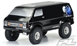 "Pro-Line '70s Rock Van Tough-Color (Black) Body for 12.3"" (313mm) Wheelbase"