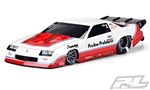 Pro-Line 1985 Chevrolet Camaro IROC-Z Clear Drag Body