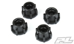 "Pro-Line 6x30 to 17mm Hex Adapters for 6x30 2.8"" Raid Wheels"