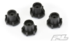 "Pro-Line 6x30 to 14mm Hex Adapters for Pro-Line 6x30 2.8"" Raid Wheels"