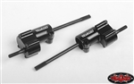 RC4WD Portal Rear Axles for Axial AR44 Axles (SCX10 II)