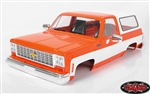 RC4WD Chevrolet Blazer Hard Body Set (Orange)
