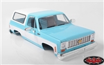 RC4WD Chevrolet Blazer Hard Body Set (Light Blue)