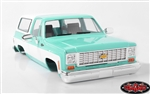 RC4WD Chevrolet Blazer Hard Body Set (Teal)