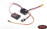 RC4WD Outcry Extreme Speed Controller 80A ESC with Program Card