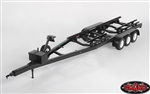 RC4WD BigDog 1/10 Triple Axle Widebody Scale Boat Trailer