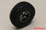RC4WD  Mud Thrasher 1.9 Scale Tire (1) Spare