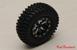 "RC4WD  Mud Thrasher 1.9"" Scale Tire (1) Spare"