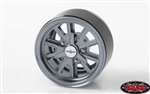 "RC4WD Shelby 1.9"" Single Beadlock Wheel (1) Spare"